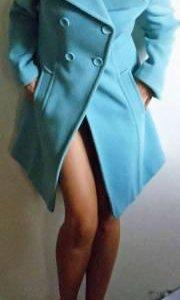 Стильное классической пальто