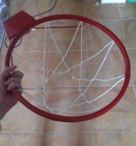 Навесное баскетбольное кольцо