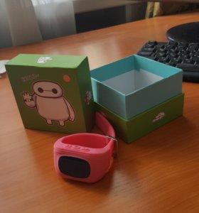 Детские смарт часы , новые GPS