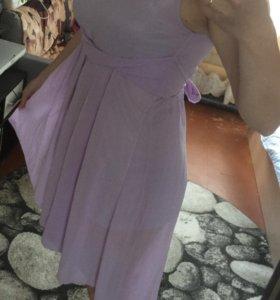 Платье вечернее(выпускной)