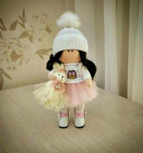 Кукла интерьерная авторская работа