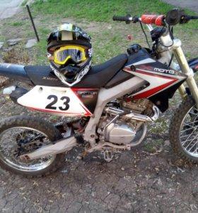 продам питбайк X-moto raptor 250cc