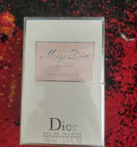 Miss Dior Cherie Blooming Bouquet 2007