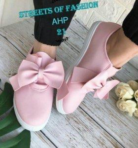 Женская обувь (балетки)