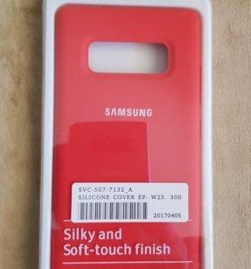 Клип-кейс для Samsung Note 8 (новый)