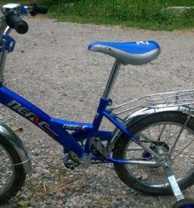 Велосипед пегас от 3 до 7 лет