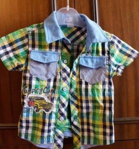 Рубашка 86 см
