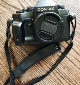 Contax rx плёнка