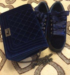 Кеды и сумка