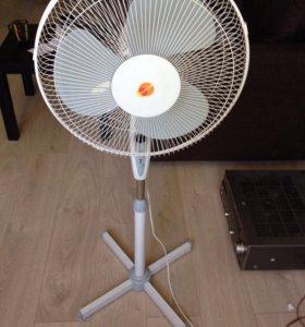 Бытовой вентилятор