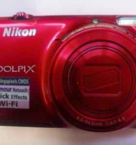 Фотоапарат Nikon Coolpix s6500