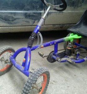 Машина- велосипед