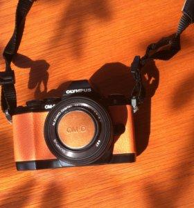 Olumpus E-M10 Limited + Портретник Sigma 60 2.8