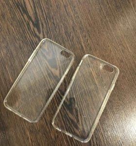 Силиконовый чехол на iphone 6, 6s