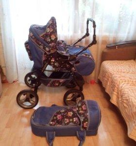 """детская коляска- трансформер марки """"Стелс"""""""