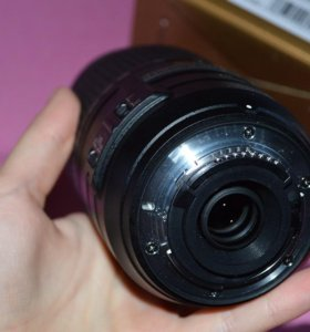 Объектив nikkor 55-300mm f/4.5-5.6 G ED VR
