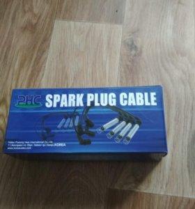 Высоковольтные провода для нексии и ланоса