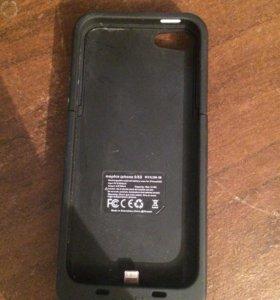Портативный чехол на iPhone 5s