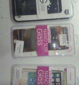 Стекло защитное 3d iPhone 6/ 6s