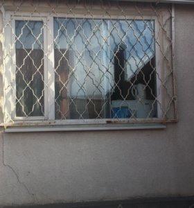 Металлические решётки на окна Б/У