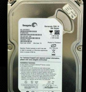 Жесткий диск 250Gb SATA