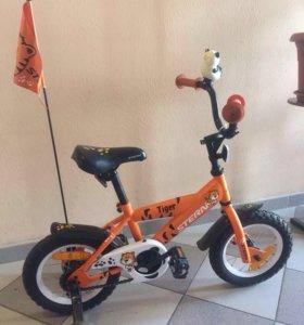 Велосипед детский (+ самокат)