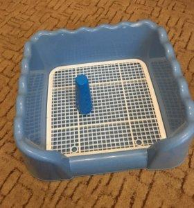 Горшок/ Туалет для собак/кошек
