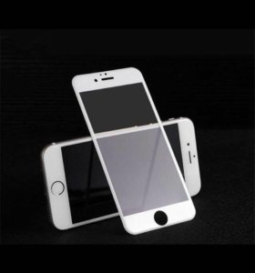 Защитное стекло 3D для Iphone 6, 6s, 7, 7s