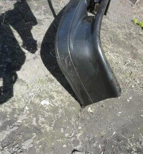Передний бампер ваз 2113-15