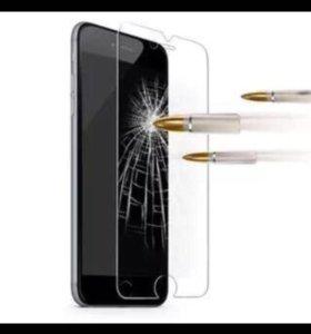 Защитное стекло для Iphone 5, 5s, 5se