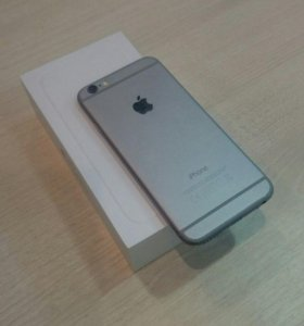 Iphone 6 16GB Space Gray с Touch ID