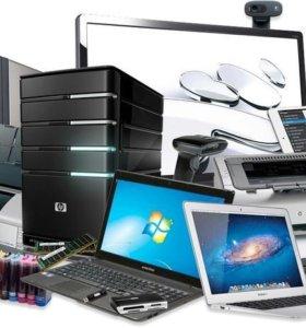 Обслуживание компьютеров и ноутбуков(чистка)