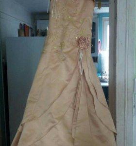 Платье для девочки 10-14 лет