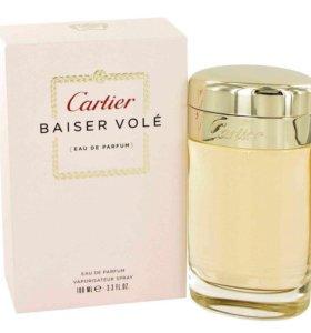 Духи (парфюмированная вода) Cartier Baiser Vole