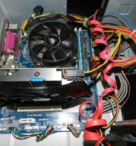 Мощный игровой компьютер i5/GTX650 на 2 гб /8гб