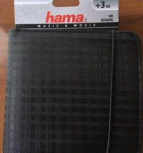 Новая сумка для дисков