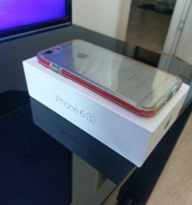 iPhone 6S Space Grey только из коробки