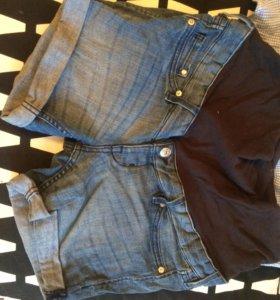 Шорты и блузка для беременных s