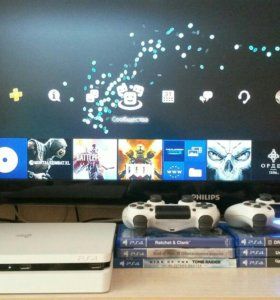 Sony PS4 slim 500g