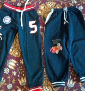Спортивные штаны на мальчика 4-5 лет