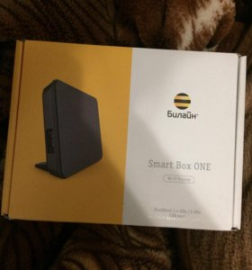 Wi-Fi роутер Smart box ONE