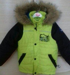 Зимние куртки 2018  Самара