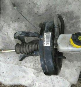 Вакуумный усилитель тормозов Ланос,Нексия