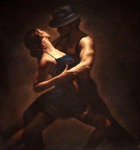 Уроки аргентинского танго в Рязани