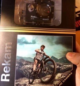 Экшн-камер Rekam a140