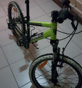 Горный подростковый велосипед Cronus  best mate 20