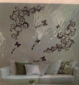 Декор на стену