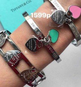 Браслеты Tiffany