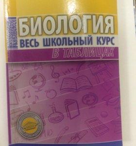 Книга для подготовки к ЕГЭ,ОГЭ по биологии