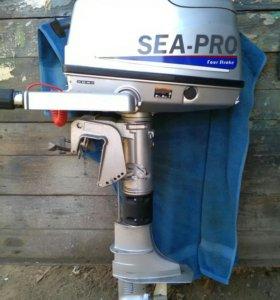 Sea-pro 5 4такта